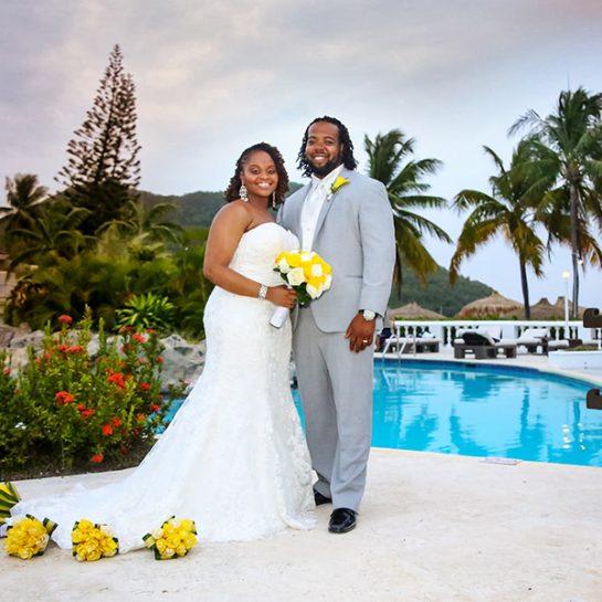 Alecia & Jared (Resort)