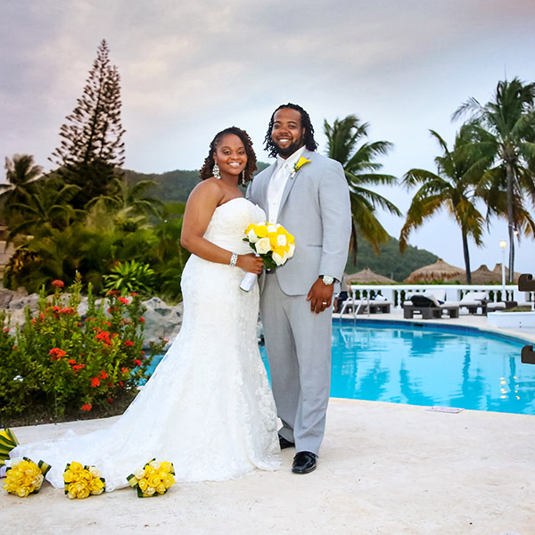 Alecia & Jared (Resort)