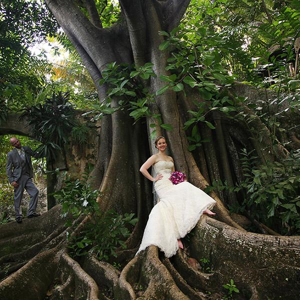 Plantation Wedding
