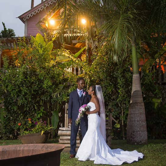 Plantation House Wedding