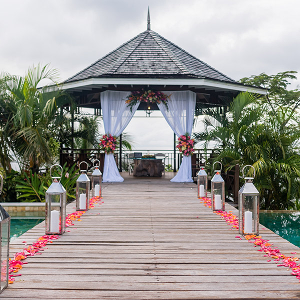 Villa Susanna Wedding