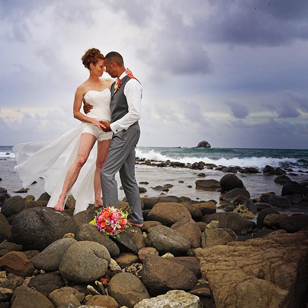 Tina & Ken (Pigeon Island)