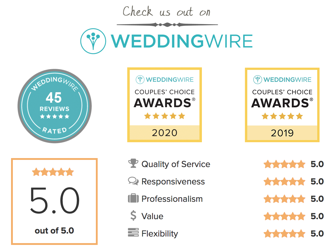 Awesome Caribbean Weddings reviews at WeddingWire