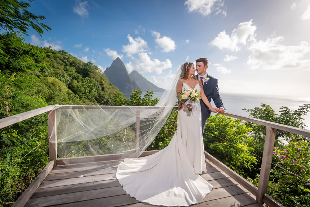 Private Villa Weddings Are On The Rise – An Interview With Cosmos St. Lucia